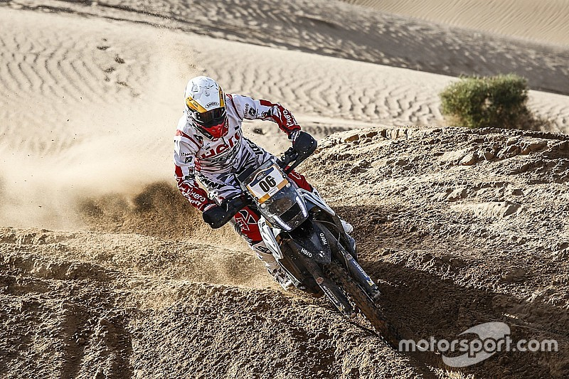 Merzouga Rally: Top five for Sherco TVS, Hero after Stage 1
