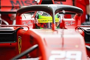 Testy F1 w Barcelonie bez Schumachera