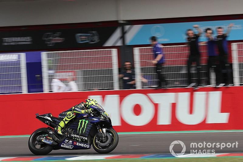 Rossi długo czekał