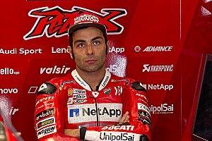 El mejor arranque de Petrucci en MotoGP no le hace feliz