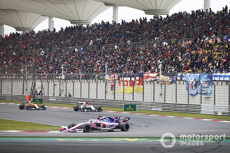 F1 set to abandon April date for Chinese GP