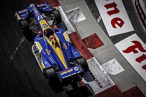 IndyCar Long Beach: Rossi wint voor tweede opeenvolgende jaar