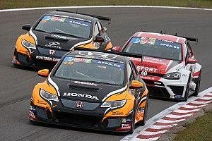 Michelisz ad Assen sulla Honda della Boutsen Ginion Racing