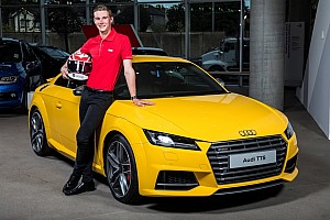 GT Breaking news Aussie to make Audi TT Cup debut