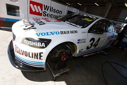 "Moffat convinced crashed Volvo will be ""100 per cent"""