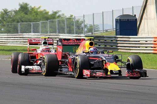 "Villeneuve happy ""ridiculous"" moving under braking banned"