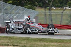 Power fastest at Watkins Glen, worries about passing