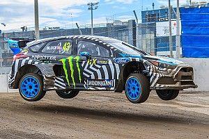 Ken Block: America needs a purpose-built Rallycross track