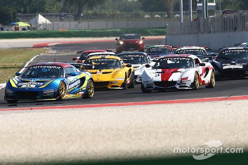 A Monza il quarto round della stagione della Lotus Cup Italia