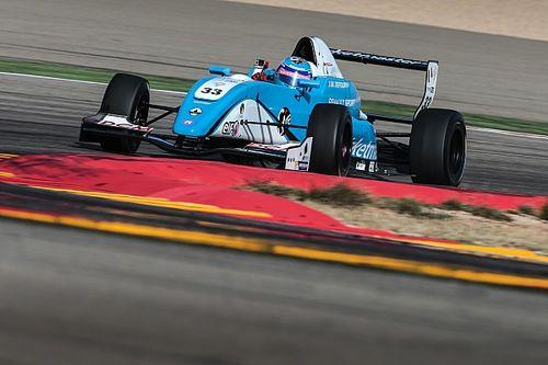 Max Defourny trionfa in Gara 1 ad Aragon