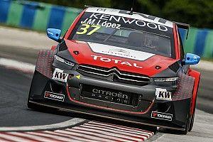 José MarÍa López extends Citroën's pole-winning streak
