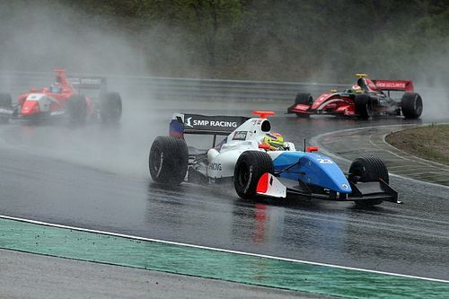 Spa F3.5: Vaxiviere takes SMP's first win amid wet-weather mayhem