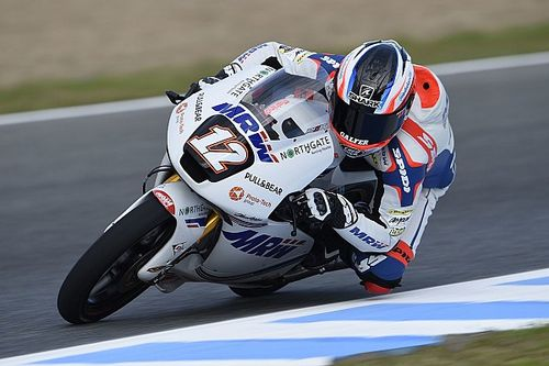 Arenas gets second Moto3 outing with Aspar Mahindra