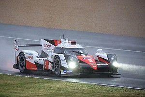 Second row start for Toyota Gazoo Racing at Le Mans