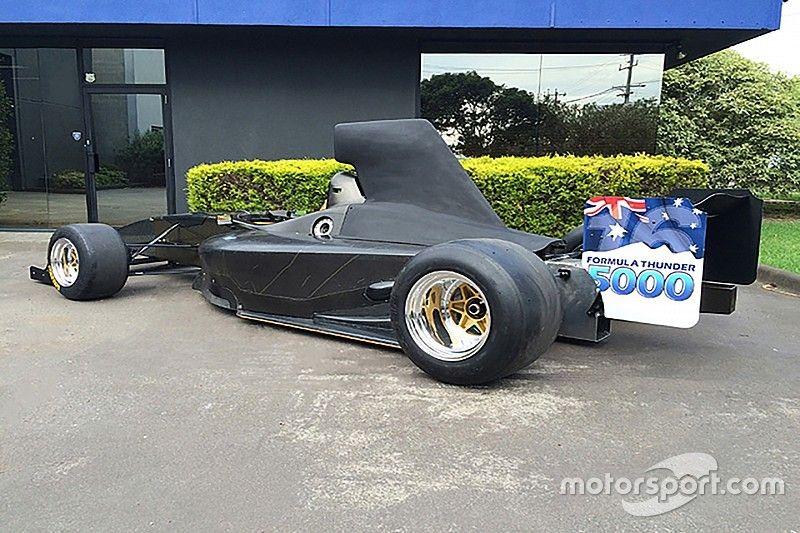 New Australian Formula 5000 series launches
