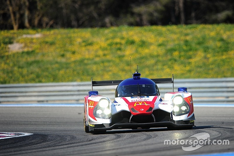 Greaves adds Giermaziak to Le Mans line-up