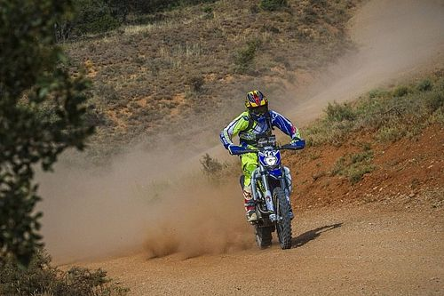 Aravind KP aims to complete Dakar on his maiden start