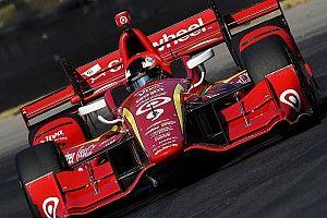 Rosenqvist says Ganassi IndyCar test is a memory for life