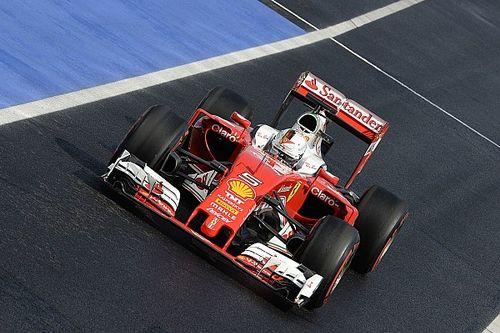 Ferrari future in good hands after Allison exit - Vettel