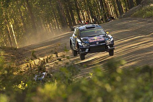WRC Finlandia: Mikkelsen dan Tanak sama-sama memimpin setelah SS1