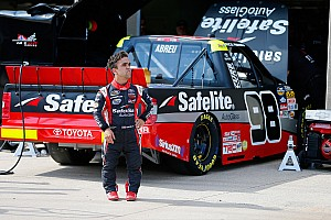 NASCAR Truck Breaking news Rico Abreu will not return to full-time NASCAR competition in 2017