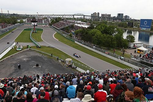 Canadian Grand Prix unveils support races for 50th anniversary edition
