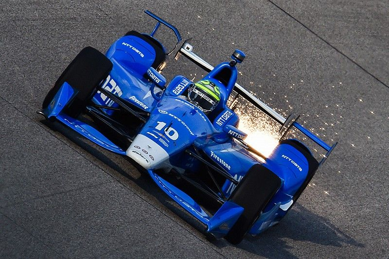 Kanaan leads first practice at Iowa