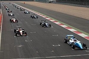 Silverstone BF3: Leist and Sowery take wins in rain-shortened round