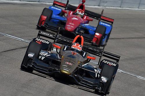Schmidt considers three-car entry, endorses Honda