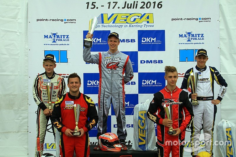 DKM: Gesamtstände nach 6/10 Saisonrennen 2016