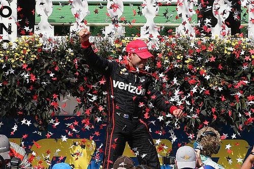 Power wins Pocono as Pagenaud crashes