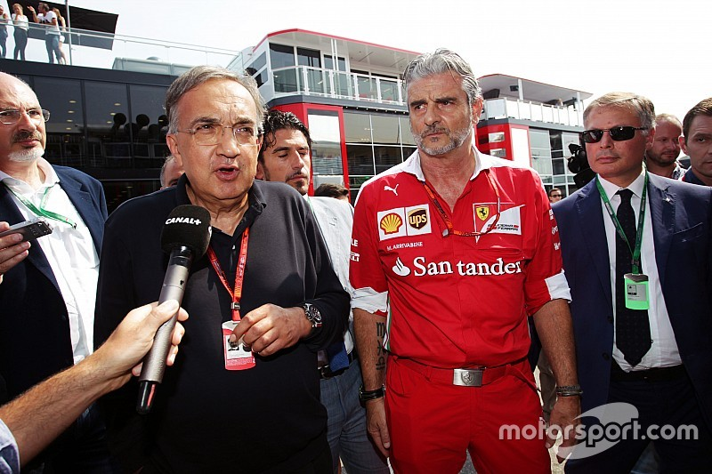 Marchionne reluctant to throw any more money at Ferrari F1 team