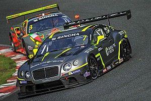 Bentley Team Absolute confirm three car GT Asia Series team