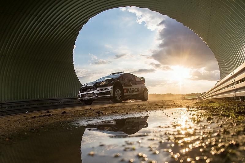 Poland WRC: Tanak maintains lead through Saturday afternoon