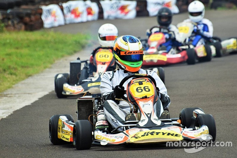 Donison, Sharma and Ali win National Karting Championship