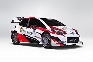 Toyota bermitra dengan Microsoft untuk WRC 2017