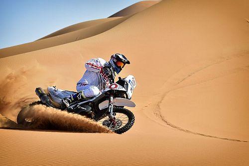 Santosh to miss India Baja due to injury