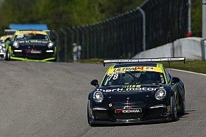 Robichon earns first career victory at CTMP
