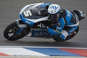 Austin Moto3: Fenati denies Navarro maiden race victory