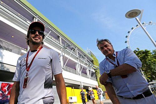 Elkann, los Sainz, Alonso y más, unidos por una buena causa