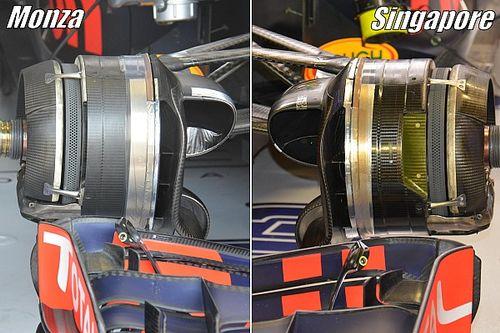 "Технический брифинг: тормозные ""барабаны"" Red Bull RB12"