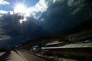 Egész hétre esőt mondanak Ausztriában, nagy esély van egy esős F1-es Osztrák Nagydíjra