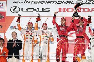 LEXUS RC F 3年連続鈴鹿制覇。立川「こんなに疲れたレースは初めてだ」