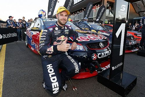 Sydney Supercars: Van Gisbergen wins Red Bull thriller