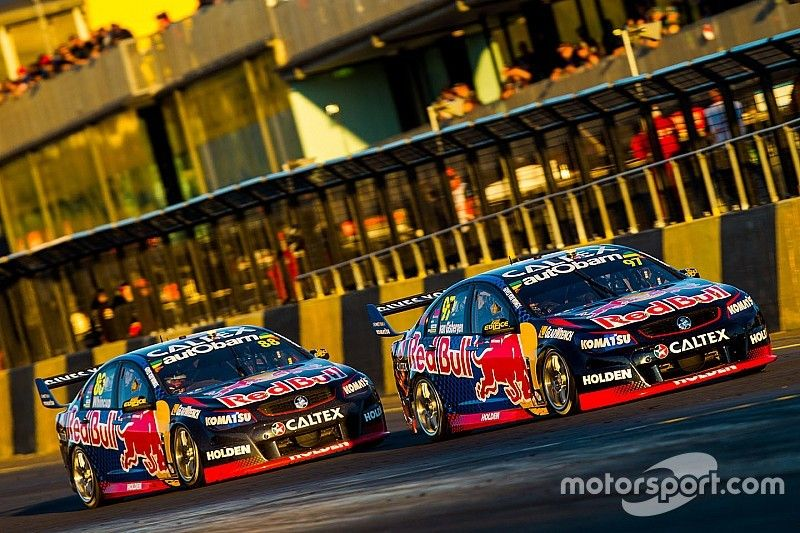 Whincup wary of van Gisbergen battle