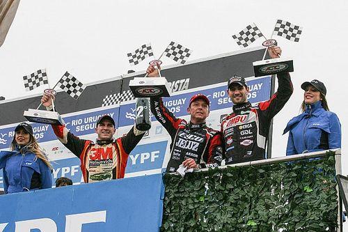 Ortelli llegó a la victoria en Paraná