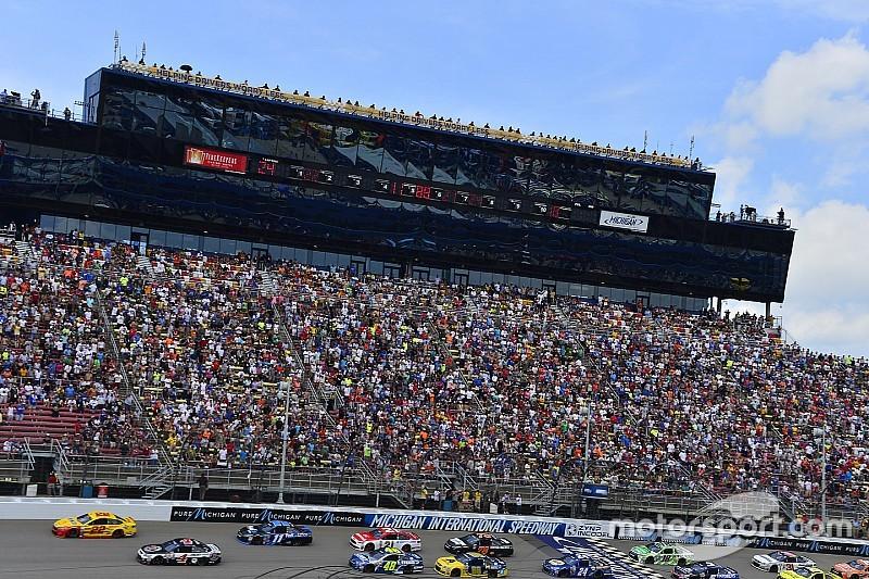 2019 Michigan/Texas complete NASCAR weekend schedules