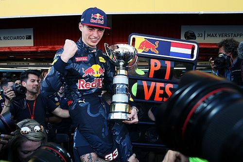 Verstappen wins Sportsman of the Year award in the Netherlands