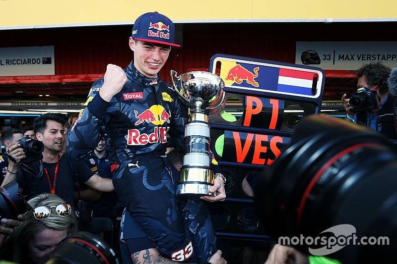 Verstappen wins Sportsman of the Year award in the Netherlands
