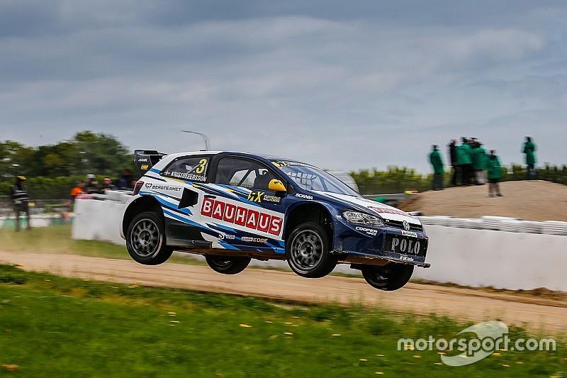 Challenging weekend for Volkswagen RX Sweden in Hell